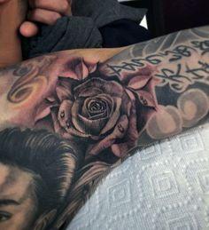 90 Armpit Tattoo Designs For Men - Underarm Ink Ideas Underarm Tattoo, Rose Tat, Tattoo Designs Men, Tattoo Inspiration, Tattoos For Guys, Body Art, Yoshi, Tattoo Ideas, Image