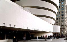 Frank Loyd Wright - Museu Guggenheim