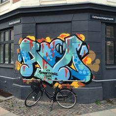 AOD CREW _______________________ #madstylers #graffiti #graff  #style #colorful #graffporn #stylewriting #summer #sprayart #graffitiart