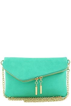 Envelope Wristlet Clutch Crossbody Bag with Chain Strap M... https://smile.amazon.com/dp/B06XGRW8FP/ref=cm_sw_r_pi_dp_x_J390yb9W40950