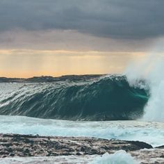 It's not a bad spot for a surf. | 16 Times Cronulla Proved It Was The Best Beach In Sydney
