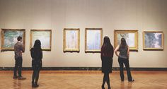 Need more #Monet in your life? We now have 18 of his iconic paintings in one galleryoffering a chronological look the artists prolific career.  The MFA boasts one of the largest holdings of the #Impressionist painters work outside France making this newly reinstalled space a must for Monet fans. by mfaboston
