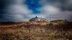 Strandhalle Langeoog by Nicole Fischlich