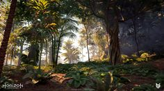 ArtStation - Horizon Zero Dawn - Natural Environments, Mas Hein