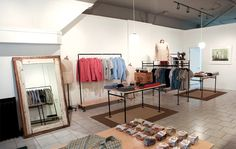 Store Guide: Gerhard Supply, a Made in Toronto menswear boutique in the Junction