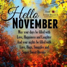 Image result for happy november