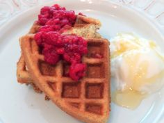 Waffle recipes for kids this is a lemon poppy seed it is so wonderful. I have never had a recipe like this one.