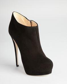 Giuseppe Zanotti Booties - High Heel Platform - Premium Designers - Designer Shops - Shoes - Bloomingdale's