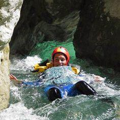 Canyon Saint Auban (descente peu sportive) PACA 04 - Sport Découverte - www.sport-decouverte.com