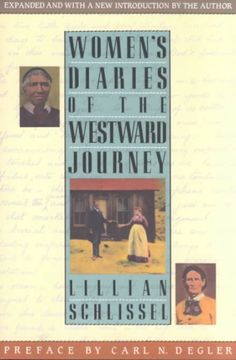 1992: The diaries of American pioneer women vividly describe their lives and contributions to the settling of the frontier.