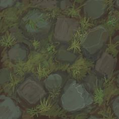 pack of textures painted using hand (!) - Polycount Forum