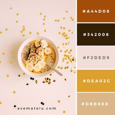Best Absolutely Free Color Palette food Concepts Whether you're inexperienced or maybe an old palm, understanding coloring is the most contentious Hex Color Palette, Color Palate, Colour Schemes, Color Combos, Couleur Hexadecimal, Colores Hex, Hex Color Codes, Web Colors, Grafik Design