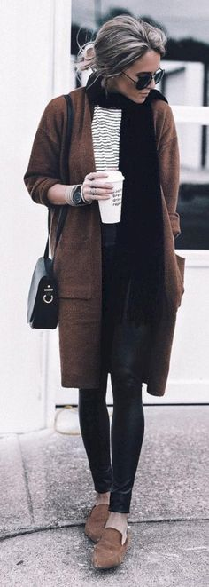 Nice 34 Comfy and Fashionable Winter Outfits Ideas