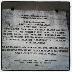 La storia per le vie della città: via Andrea Costa, infermeria partigiana