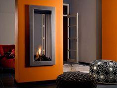 Inspiratie beeld Oranje in de woonkamer   Orange living room   Bellfires