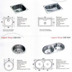 Small Round Kitchen Sinks Stainless Steel | http ...