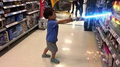 토이 리의 슈퍼키드! : 광선검! / Toy Lee's Super kid! : The Lightsaber !