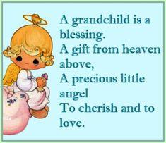 a grandchild