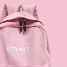 PINK-Tumblr-Aesthetic backpack – kokopiecoco