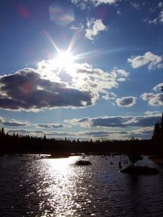Wakami Lake Provincial Park Park Photos, Places To See, Fishing, Canada, Camping, Earth, Clouds, Sky, Travel