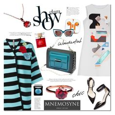 """""""Mnemosyne Jewelry"""" by mada-malureanu ❤ liked on Polyvore featuring Antonio Marras, Victoria, Victoria Beckham, 3.1 Phillip Lim, Rene, Kate Spade, Fendi, women's clothing, women, female and woman"""