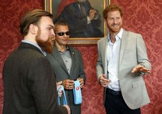 Prince Harry says talking is key to curing mental health issues