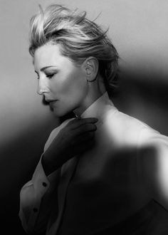 breathtakingqueens: Cate Blanchett by Gustavo Papaleo for The…