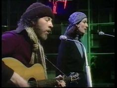 """Richard and Linda Thompson   """"A Heart Needs a Home"""" recorded live on The Old Grey Whistle Test,  March 1975"""