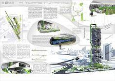 Resultado de imagem para prancha arquitetura urbanismo