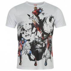 Marvel Comics Avengers / Bosszúállók férfi póló jellemzői, vásárlási tanácsok és árgrafikon. Hasonló termékek kedvező áron.