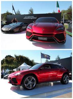 5 Lamborghini Concepts That We're Never Made - ahhhh what were Lamborghini thinking! #spon #autoawesome
