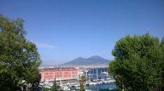 Veduta di #Napoli - View of #Naples