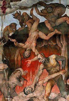 Vasari's Last Judgment