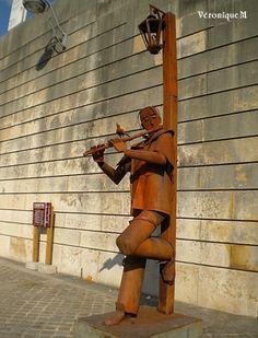 Carmona au port de Grenelle : Duo sinfonico