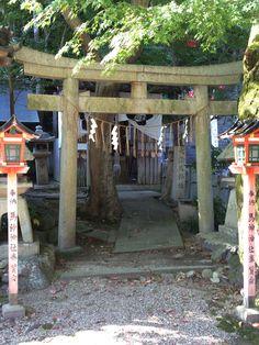 長等神社 Otsu  Shiga  Japan