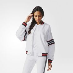 adidas originals tennis jacket