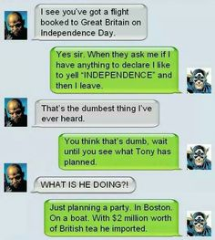 Independence Day... Marvel-style