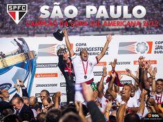 São Paulo é campeão da Copa Sul-Americana de 2012