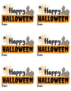 Free and Easy Printable for Halloween treats! Halloween Crafts Free printable for Halloween Halloween Class Treats, Dulceros Halloween, Halloween Goodie Bags, Feliz Halloween, Halloween Labels, Halloween Goodies, Halloween Prints, Halloween Favors, Halloween Printable