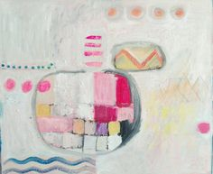 M. Kobus, abstract painting oil painting, submarine
