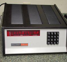 Heathkit Micro H-8 8080A Computer.