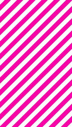 Inspiring Quote iPhone Wallpaper: Neon Ticket Stripe