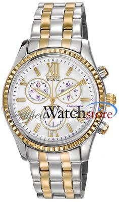 Citizen FB1364 53a Watch Aml, best buy - price $159.30 Ladies White