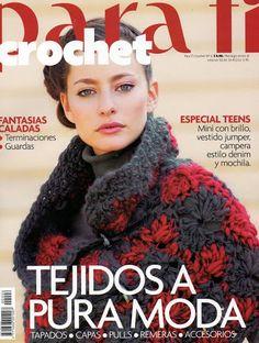 Para Tí Crochet Nº 06 - varias cositas!!