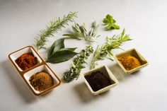 Food that battles diabetes doesn't have to be bland, if you use the right spices.