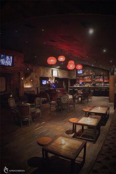 Eighteenth Cocktail Bar