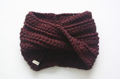 Modern Fort Clothing Woon Infinity Twisted Wool Cowls for adults and kids