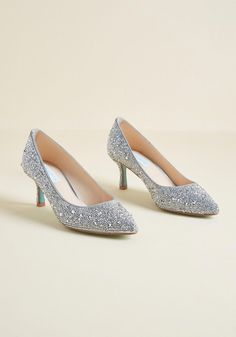 9c3ded4f202 These radiant stilettos are right up your alley! This brilliant Betsey  Johnson pair is made