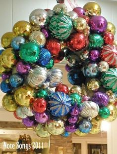 most gorgeous wreath!