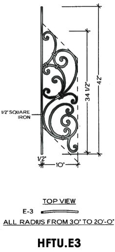 Cheap Stair Parts   Tuscany E3   37 48 Angled Cheap Stair Parts, Parts